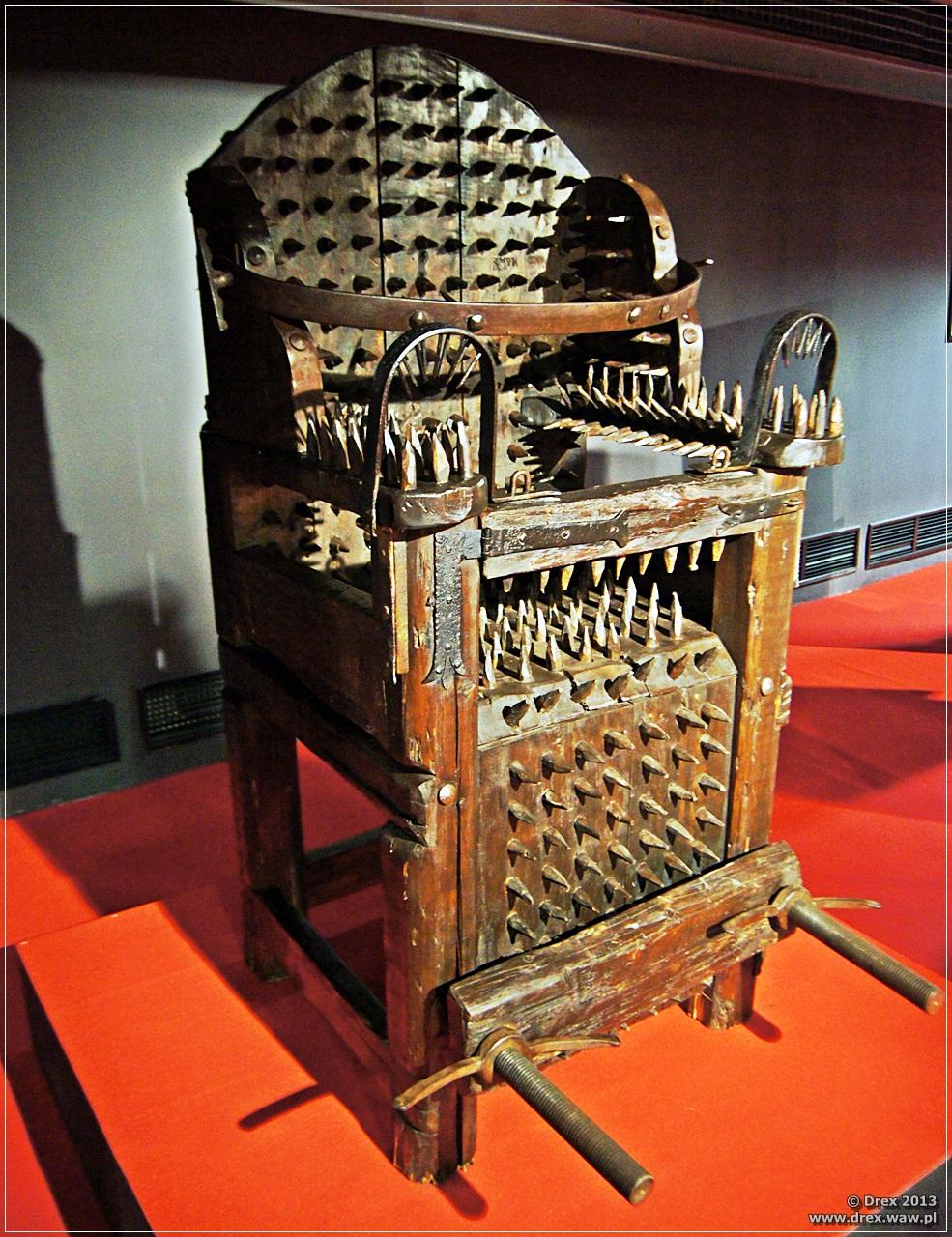 Krzesło inkwizycyjne