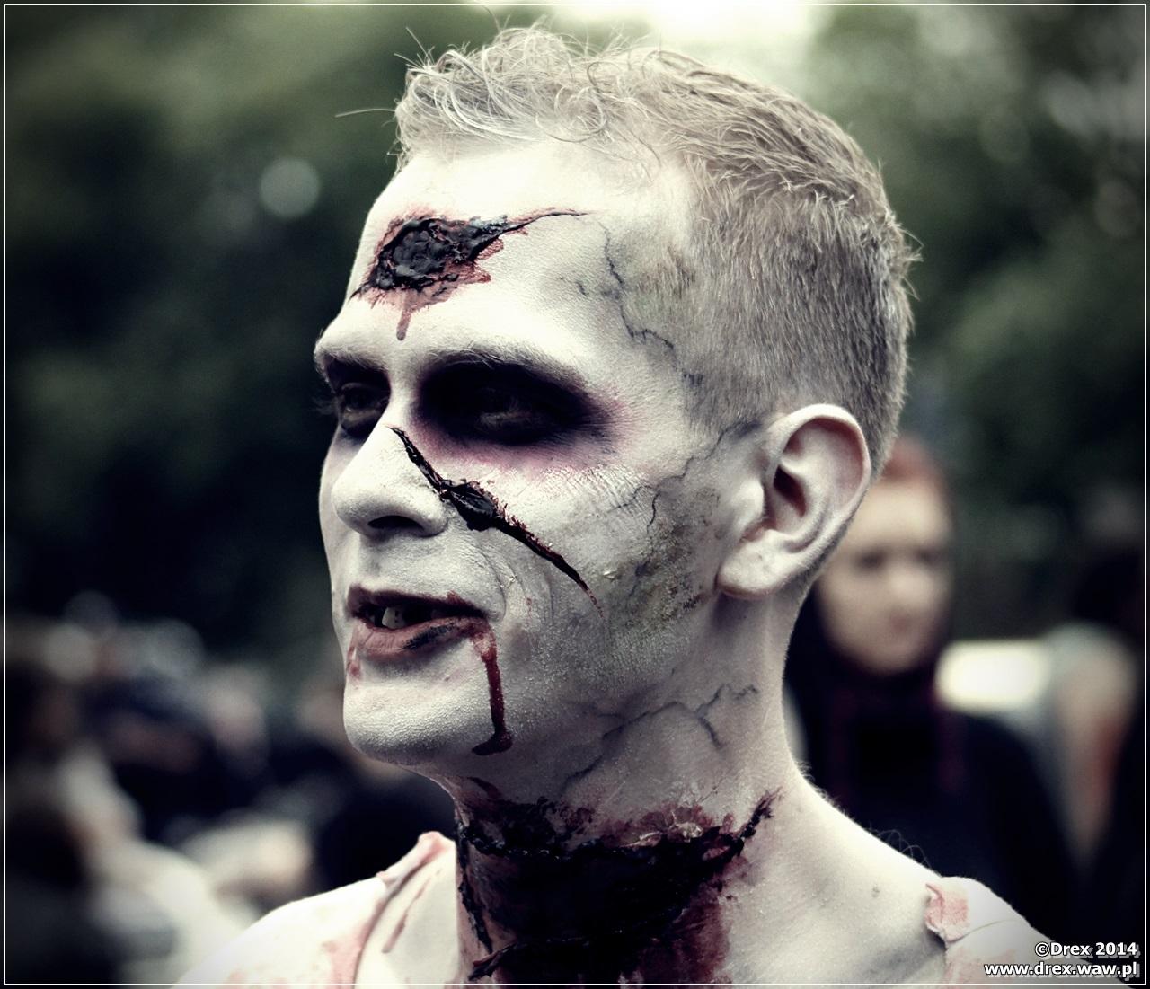 Zombie Walk 2014 Warszawa