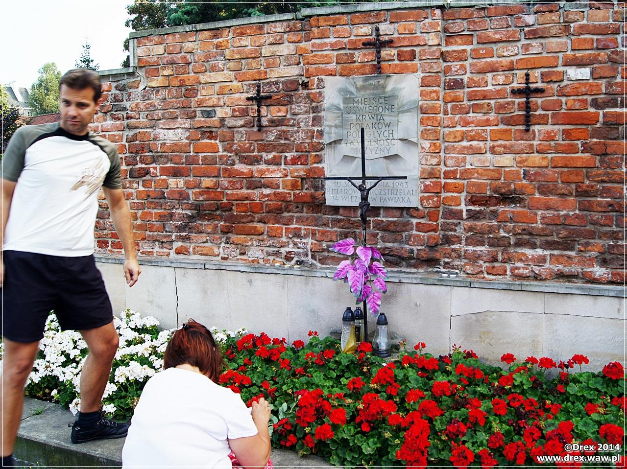 """Powstanie Warszawskie- 70 rocznica. Przejazd """"świeczkowy"""""""